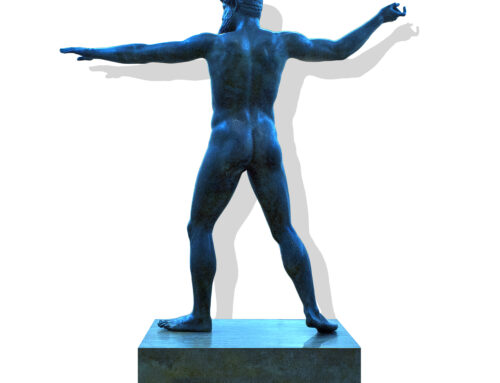 La Scapigliatura: Ios Mykonos – Artwork del singolo